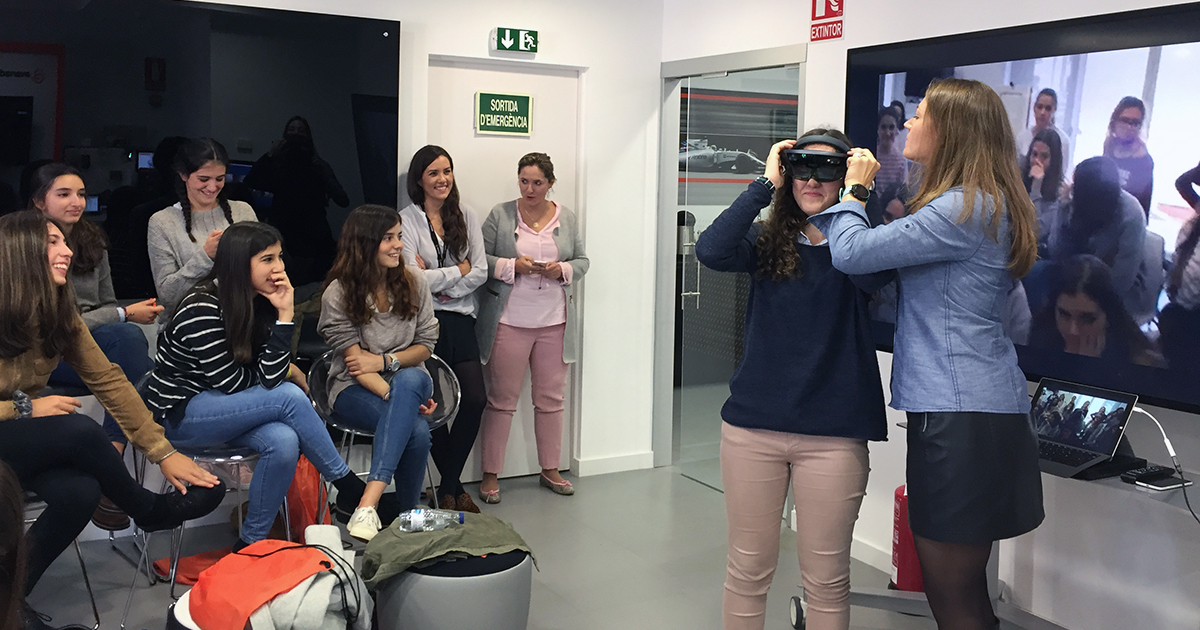 Avanade Job Shadow Days in Spain