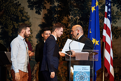 AmCham EU Youth Entrepreneurship Award